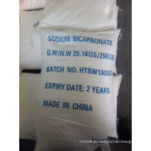 High Quality Food Grade Sodium Bicarbonate (CAS: 144-55-8)