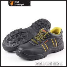 Industrial Leather Safety Shoes with Steel Toecap (SN5153)