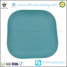 New 10'' Eco-Friendly Square Bamboo Tray Tableware