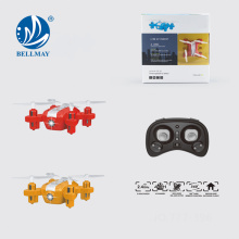 2.4GHz RC inalámbrico Drone Mini Quadcopter Toy