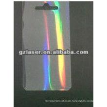 Hologramm aufstehen Beutel Porzellan
