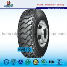 Exploitation minière à l'aide de pneus spéciaux pour camions (12R22.5)