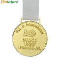 Custom Gold Medal With Sports Meeting