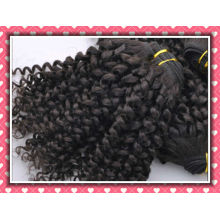 kinky curl brazilian hair extension for blackwomen