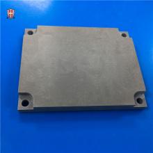 Disipación de calor de refrigeración Placa de cerámica de nitruro de aluminio AIN