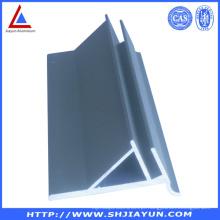 Cremalheira de exposição de alumínio do quadro de alumínio feito sob encomenda da mostra