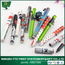 FIRST YP156 Promotional Items,Full Color Printing Plastic Souvenir Pen