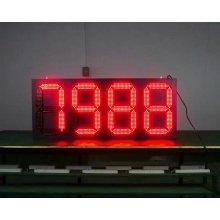18 Zoll Gas Preis LED Zeichen