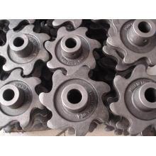 Liga de Alumínio Die Casting Gear Wheel Parts