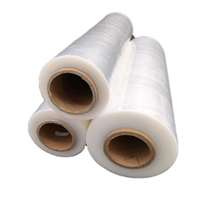 Customized Plastic Wrapping Film transparent  film Strech Film Wrap for goods