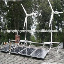 effective solar & wind 5kw generator
