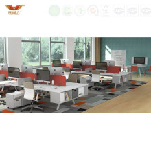 Traditional Collaborate Office Workstation System MDF Furniture (HY-237)