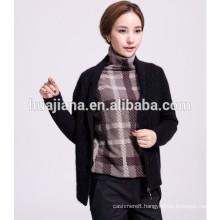 modern design women Cashmere knitting cardigan