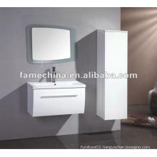 hot sell Hangzhou wall hung bathroom cabinet/bathroom furniture