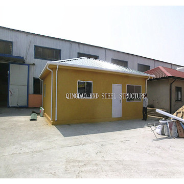Light Weight Cement Foam Board Insulation Wall Prefabricated House
