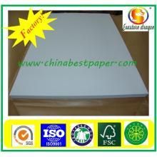 Promotional interleave folding tissue paper