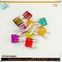 Hot sale Safety Voltage Mini Blade Auto Fuse