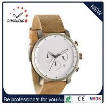 Reloj de lujo de acero inoxidable de alta gama para hombres