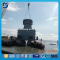 Airbags marinhos infláveis de flutuação de levantamento de borracha do salvamento