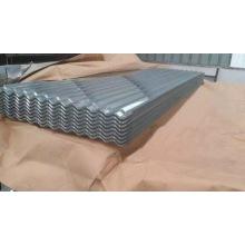 Farbe-Dachbahn verzinktem Wellblech aus Stahl Material
