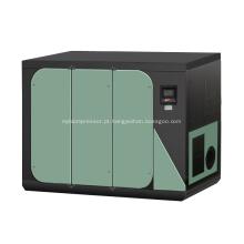 Compressor de ar de parafuso duplo super livre de óleo WBV-45A