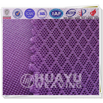 Knit Fabric Diamond Close Hole Mesh Fabric Sport Fabric