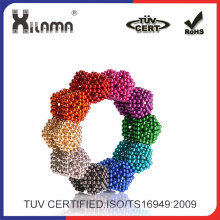 8 Farben 5mm Neodym Super Magnet Kugel