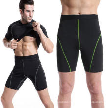 7 pantalons de sport de fitness couleur shorts de compression leggings de loisirs de plein air