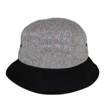 wholesale fashion promotional hemp bucket hat