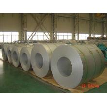 Bobina de acero galvanizado SGCH JIS 3302
