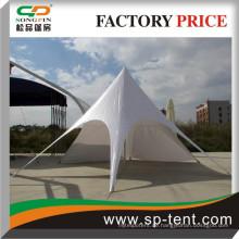Starstage 400 Baldachinzelt für Werbefahrzeug oder Produktanzeige (Durchmesser 12m)