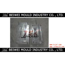 Plastic Square Dustbin Component Mould