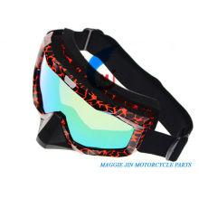 Motorrad-Zubehör Motorrad-Schutzbrillen von Single Colorframe