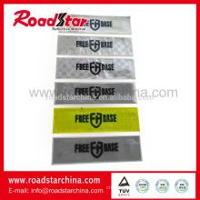 PVC Reflective Badge