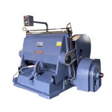 Semi Automatic Die-Cutting Machine ML1400 Carton Box packaging factory