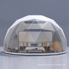 outdoor hotel big clear bubble igloo transparent canvas geodesic glamping house PVC cover camping dome tents for sale
