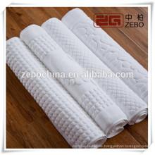 Pure Cotton Jacquard Badezimmer Boden Handtücher / Mat