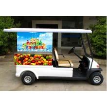 Fast Food Cart 2 Seaters avec Ce Certificate