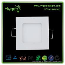 9w 12w 15w 18w 24w quadrado levou luz do painel SMD2835 super fino plana led ce luz ce rohs