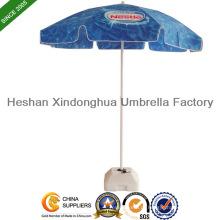 Guarda-chuva de praia de impressão de transferência de calor para publicidade (BU-0036)
