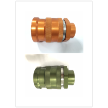Orange FF0B Female ISO16028 Quick Coupling