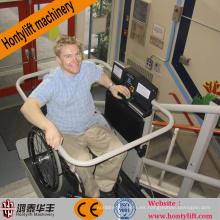 silla de ruedas inclinable elevador de escaleras uso en el hogar máquina de ulterapia para cara