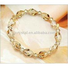 Plain Design Kristall Armbänder