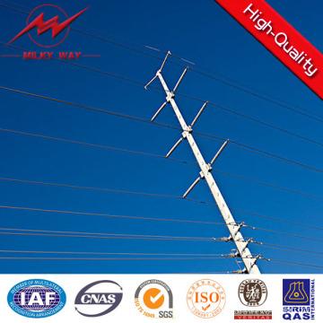 Q235 Q345b Octagonal Steel Pole Power Pole