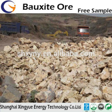 Professional supply bauxite ore/bauxite ore specification