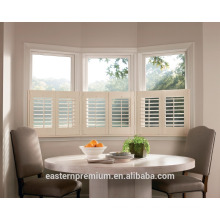 European exterior or indoor aluminum plantation shutters for window
