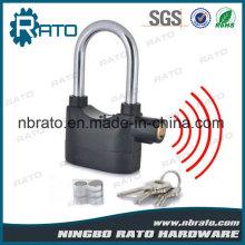 Zinc Alloy Long Siren Door Chain Lock Alarm