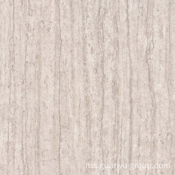 Jubin Porcelain batu Desa Travertine kelabu