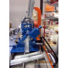 Тяга Стальная рама С Канал Металлический станок для формовки рулонов / CULW Light Gauge Стальной канальный станок для профилирования рулонов
