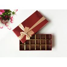 Fabricação profissional Caixa de presente de luxo personalizada de alta qualidade